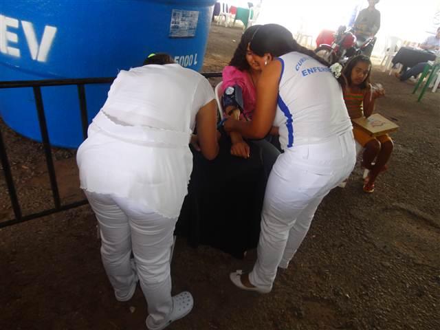 ALUNOS DO CURSO TÉCNICO EM ENFERMAGEM PARTICIPAM DO X COOPERSHOW