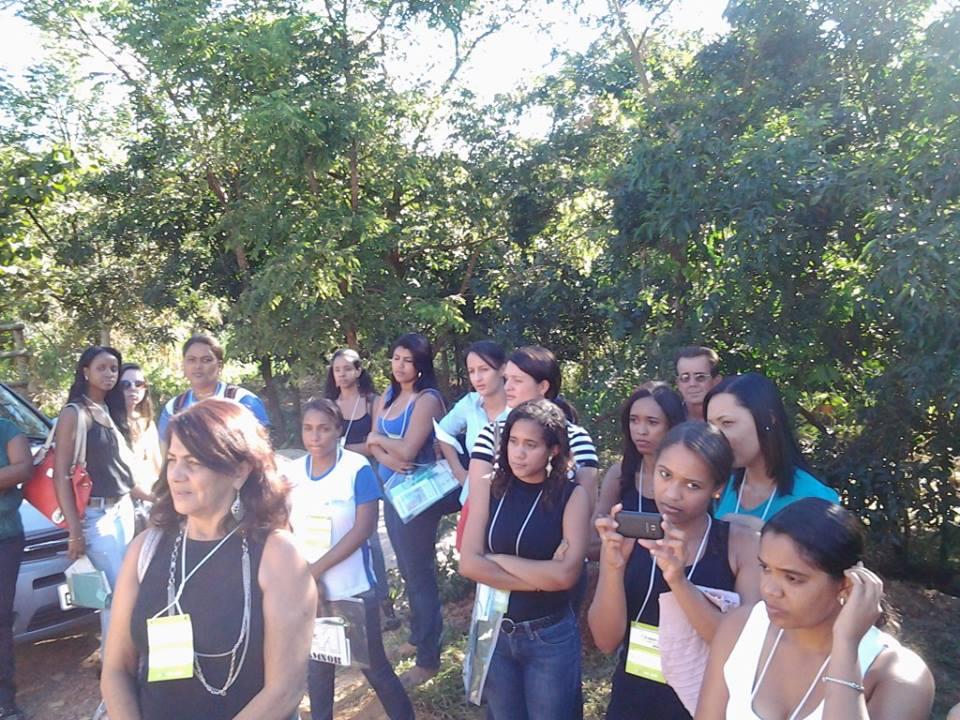 Curso de Arborização Urbana CEMIG. O Meio Ambiente criando raízes, aprendendo para cuidar!