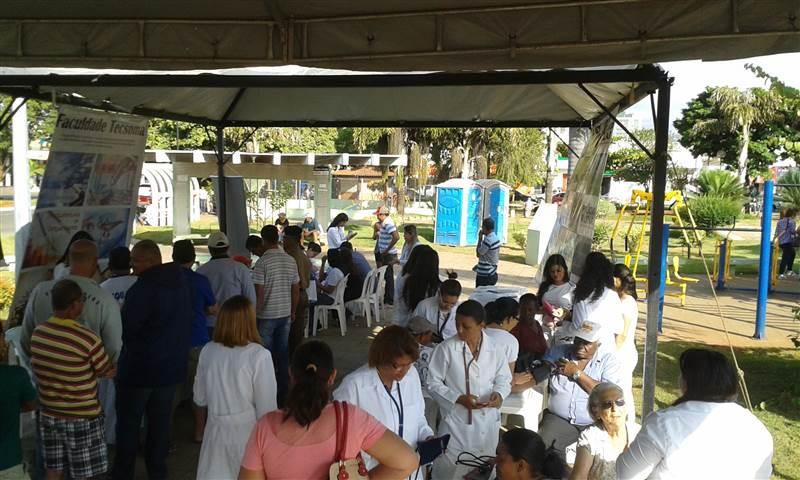 Visita Técnica - Curso Enfermagem