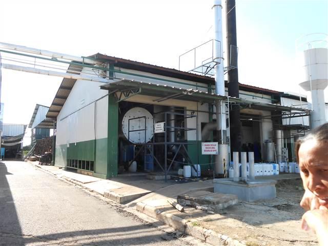 Visita técnica na Coopervap - na  UPL – Unidade de Produtos Lácteos