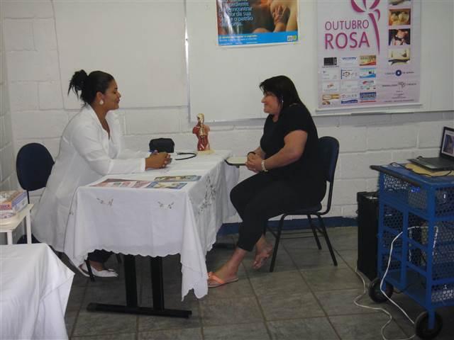 Seminário da Turma do  2º período, do Curso Técnico em Enfermagem