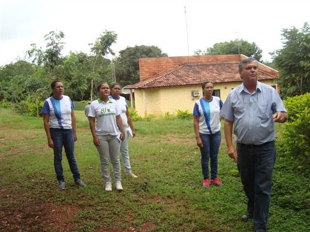 Visita Técnica ao Instituto Estadual de Florestas – IEF