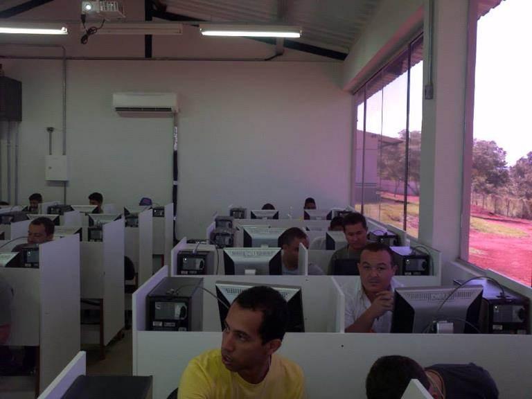 Visita Técnica - Curso Informática - IFTM - Campus Paracatu