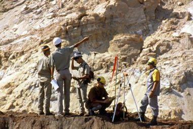 Curso Técnico em: Mineração