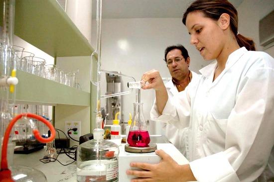 Curso Técnico em: Química