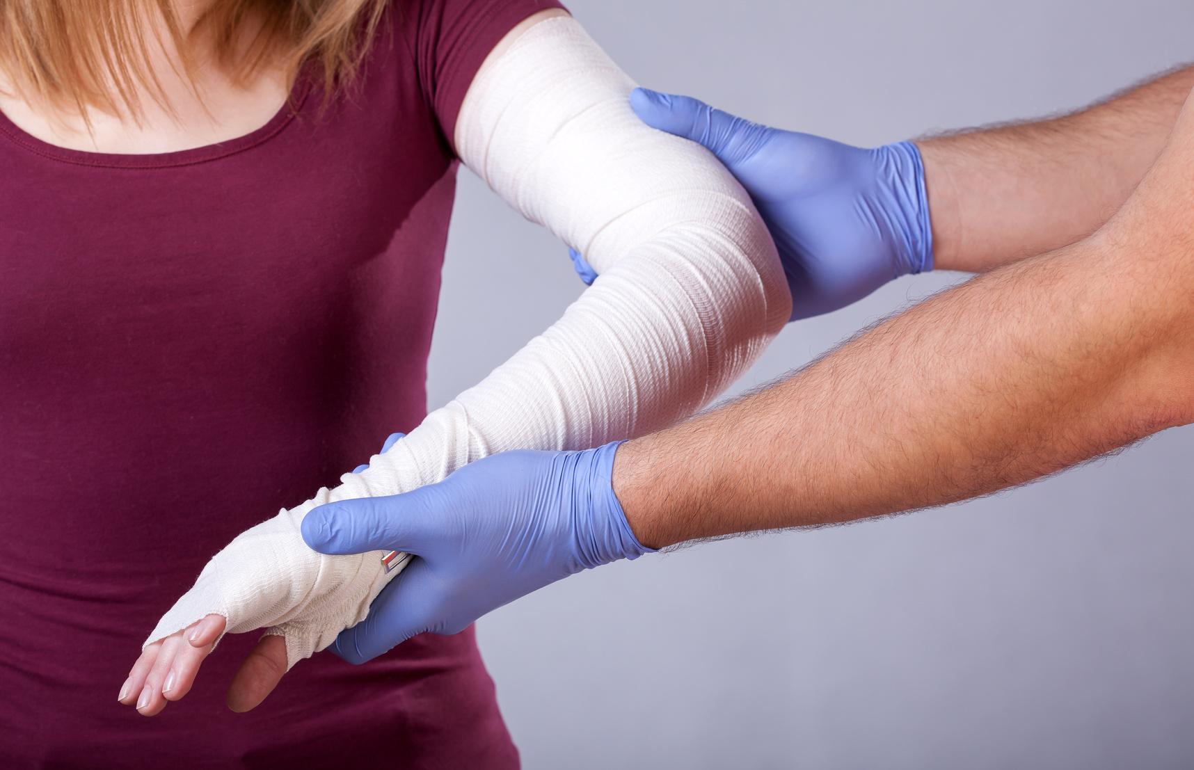 Curso Técnico em: Gesso Ortopédico